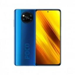 Xiaomi POCO X3 NFC 128GB DS Cobalt Blue išmanusis telefonas