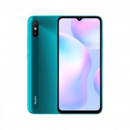 Xiaomi Redmi 9A 32GB DS Peacock Green išmanusis telefonas