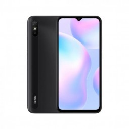 Xiaomi Redmi 9A 32GB DS Granite Gray išmanusis telefonas
