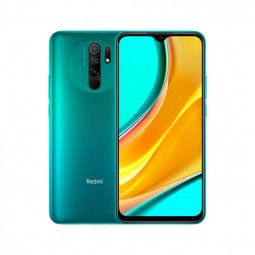 Xiaomi Redmi 9 64GB DS Ocean Green išmanusis telefonas