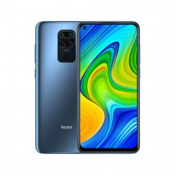 Xiaomi Redmi Note 9 128GB DS Midnight Grey išmanusis...