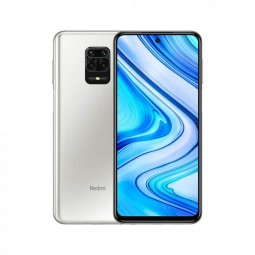 Xiaomi Redmi Note 9 Pro 128GB DS Glacier White išmanusis...