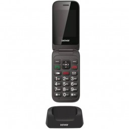 Denver Senior Flip Phone BAS-24200M Balticum atverčiamas...