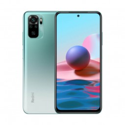 Xiaomi Redmi Note 10 4/128GB Lake Green išmanusis telefonas
