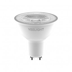 Yeelight GU10 Smart Bulb W1 Dimmable 4.8W, 350lm, 2700K,...