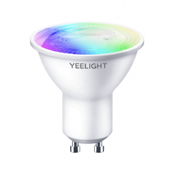 Yeelight GU10 Smart Bulb W1 4.5W, 350lm, 2700-6500K,...