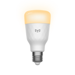 Yeelight Smart LED Bulb W3 E27, 8W, 900lm, 2700K,...