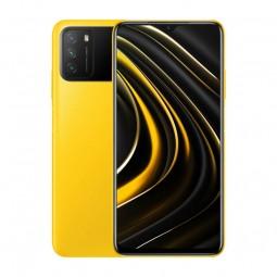 Xiaomi POCO M3 DS 4/64GB DS Poco Yellow išmanusis telefonas