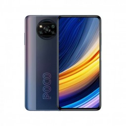 Xiaomi POCO X3 Pro 8/256GB Phantom Black išmanusis telefonas