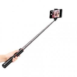 Baseus Fully Folding Selfie Stick Black/Red asmenukių...
