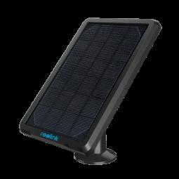 Reolink Solar Panel, Black - saulės elementų įkroviklis...