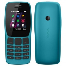 Nokia 110 (2019) DS Blue TA-1192 - mobilusis telefonas,...