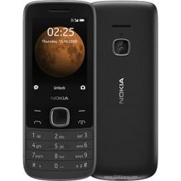 Nokia 225 4G DS Black TA-1316 - mobilusis telefonas, juodas