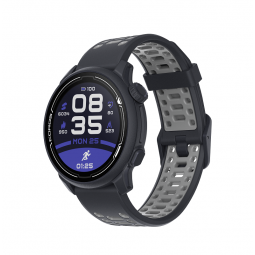 Coros PACE 2 Premium 42mm GPS Sport Watch, Dark Navy,...