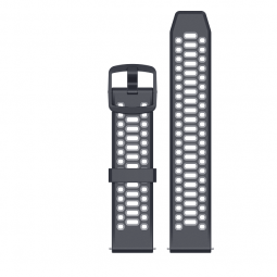 Coros PACE 2 and APEX 42mm Silicone Watch Band, 20mm,...
