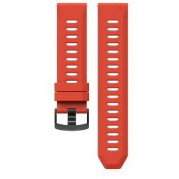 Coros APEX 46mm/Pro Silicone Watch Band, 22mm, Coral...