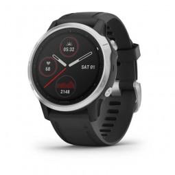 Garmin fenix 6S 42mm Silver / Black, Silicone, Wi-Fi, GPS...
