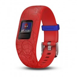 Garmin vivofit jr. 2 Marvel Spider Man, Red, Adjustable,...