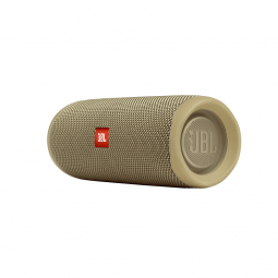 JBL Flip 5 Sand Bluetooth belaidė kolonėlė, smėlio