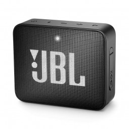 JBL GO 2 Black Bluetooth belaidė kolonėlė, juoda