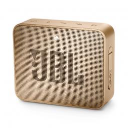 JBL GO 2 Champagne Bluetooth belaidė kolonėlė, šampaninė