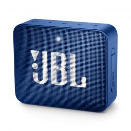 JBL GO 2 Blue Bluetooth belaidė kolonėlė, mėlyna