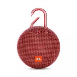 JBL CLIP 3 Red Bluetooth belaidė kolonėlė, raudona