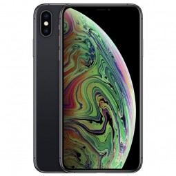 (Atnaujintas) iPhone XS MAX 64GB Space Gray