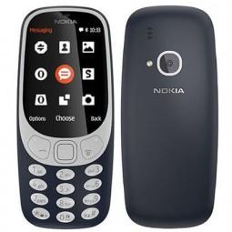 Nokia 3310 (2017) DS Dark Blue TA-1030 - mobilusis...
