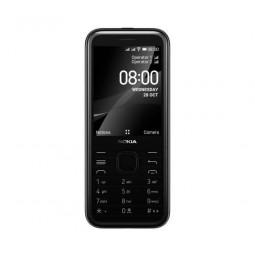 Nokia 8000 4G DS Black TA-1305 - mobilusis telefonas, juodas