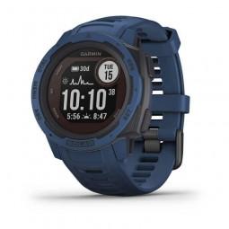Garmin Instinct Solar 45mm, Tidal Blue, Silicone, GPS...