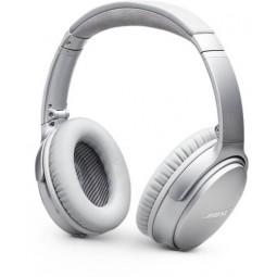 Bose QuietComfort 35 II Silver - belaidės ausinės