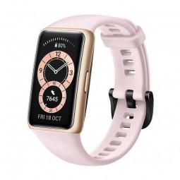 Huawei Band 6 35mm FRA-B19, Sakura Pink - išmanusis...