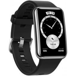 Huawei Watch Fit Elegant 41mm TIA-B29, Midnight Black -...