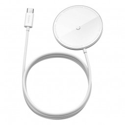 Baseus Simple Mini Magnetic Wireless Charger for IP12,...