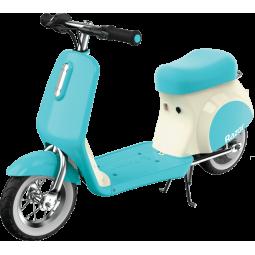 Razor Pocket Mod Petite Mini Electric Bike, Blue -...