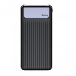 Baseus Thin Digital 10000mAh, QC 3.0, MicroUSB + Type-C -...