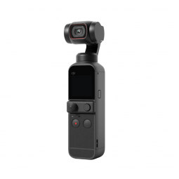 DJI Pocket 2 - kišeninė vaizdo kamera su stabilizatoriumi