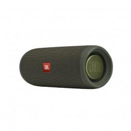 JBL Flip 5 Green Bluetooth belaidė kolonėlė, žalia