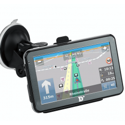 Diniwid N5 GPS navigacija lengviesiems automobiliams ir...