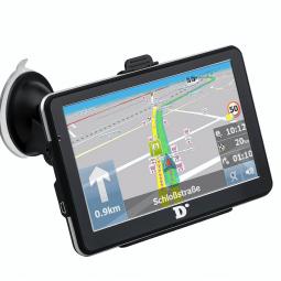 Diniwid N7 GPS navigacija lengviesiems automobiliams ir...