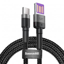 Baseus Cafule HW USB-C Quick Charging Cable 1m, 40W, 5A,...