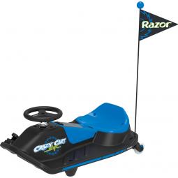 Razor Crazy Cart Shift 2.0 Black / Blue - elektrinis...