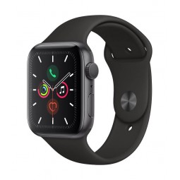 Apple Watch Series 5 GPS, 44mm Space Grey Aluminium Case...