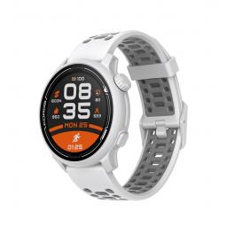 Coros PACE 2 Premium 42mm GPS Sport Watch, White,...
