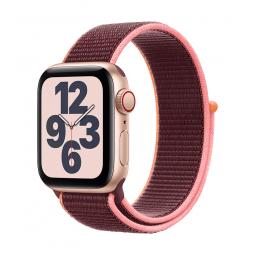 Apple Watch SE GPS + Cellular 40mm Gold Aluminium Case...