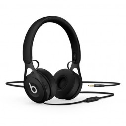 Beats by Dr. Dre EP On-Ear Headphones, Black - laidinės...
