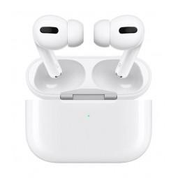 Apple AirPods Pro belaidės ausinės su belaidžio įkrovimo...