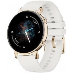 Huawei Watch GT 2 42mm Frosty White išmanusis laikrodis