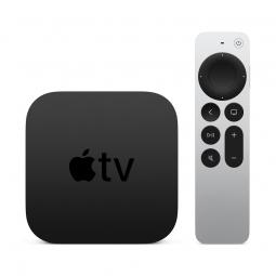 Apple TV 4K 64GB (2021) - televizoriaus priedėlis